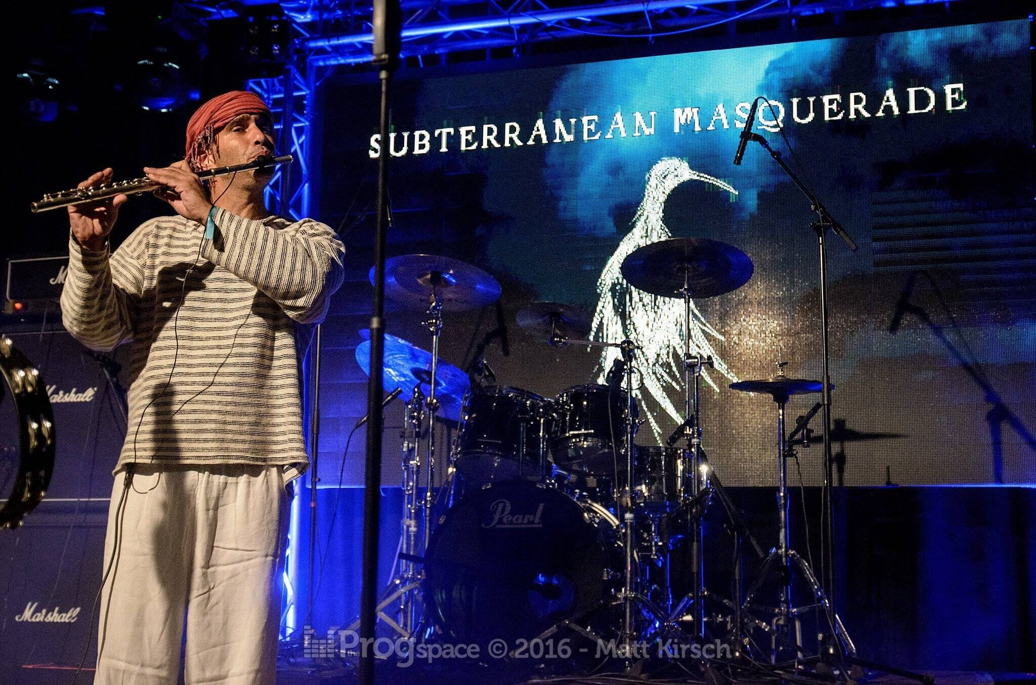 Subterranean Masquerade at ProgPower Europe 2016