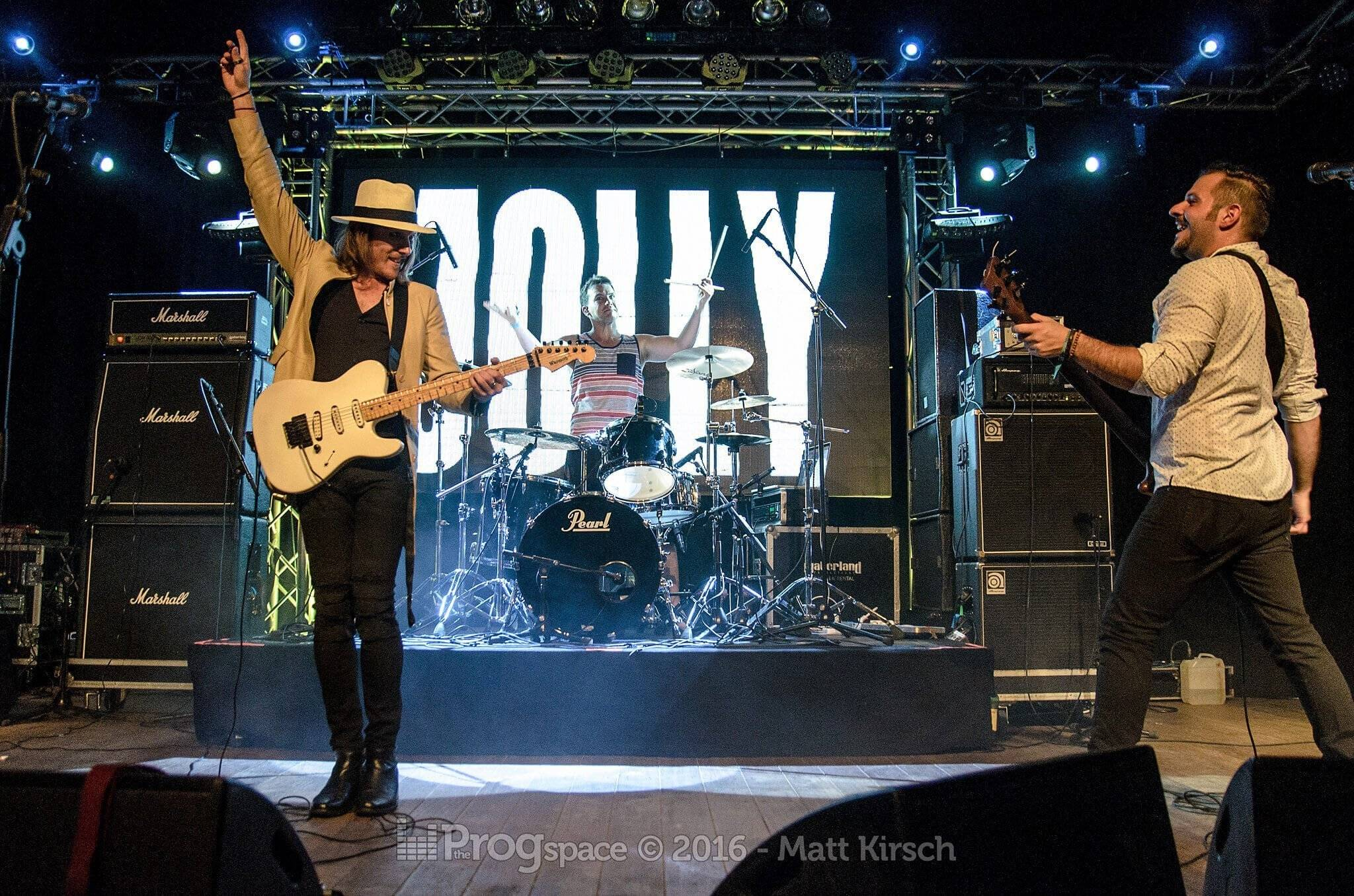 Jolly at ProgPower Europe 2016
