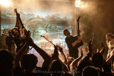 In Mourning at ProgPower Europe 2016