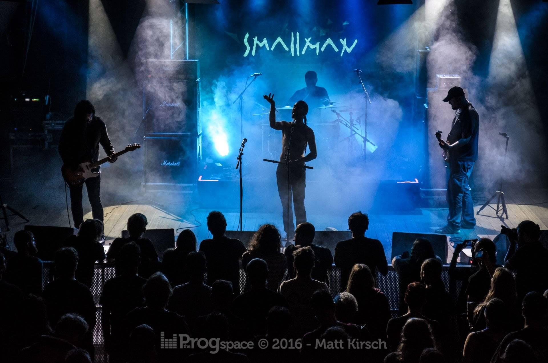 Smallman at ProgPower Europe 2016