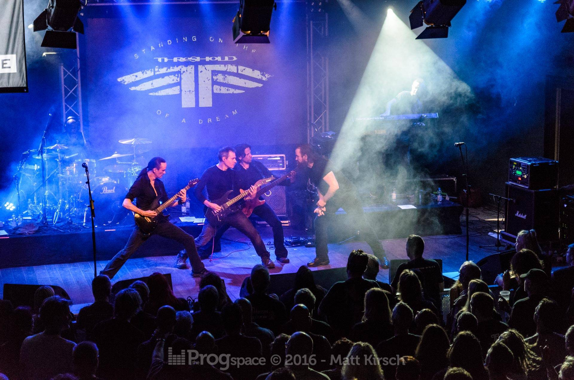 Threshold at ProgPower Europe 2016