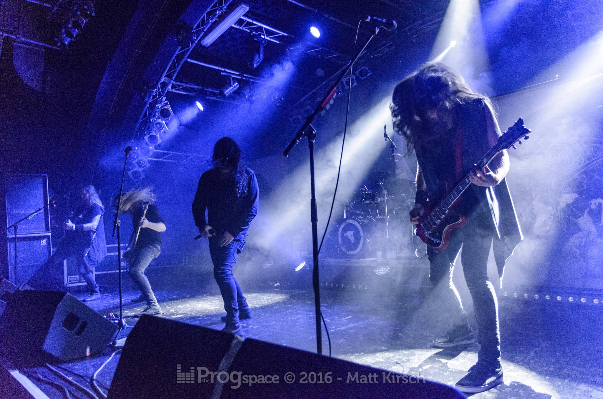 Tour Review: Fallen Hearts of Europe 2016 – Katatonia with Vola and Agent Fresco