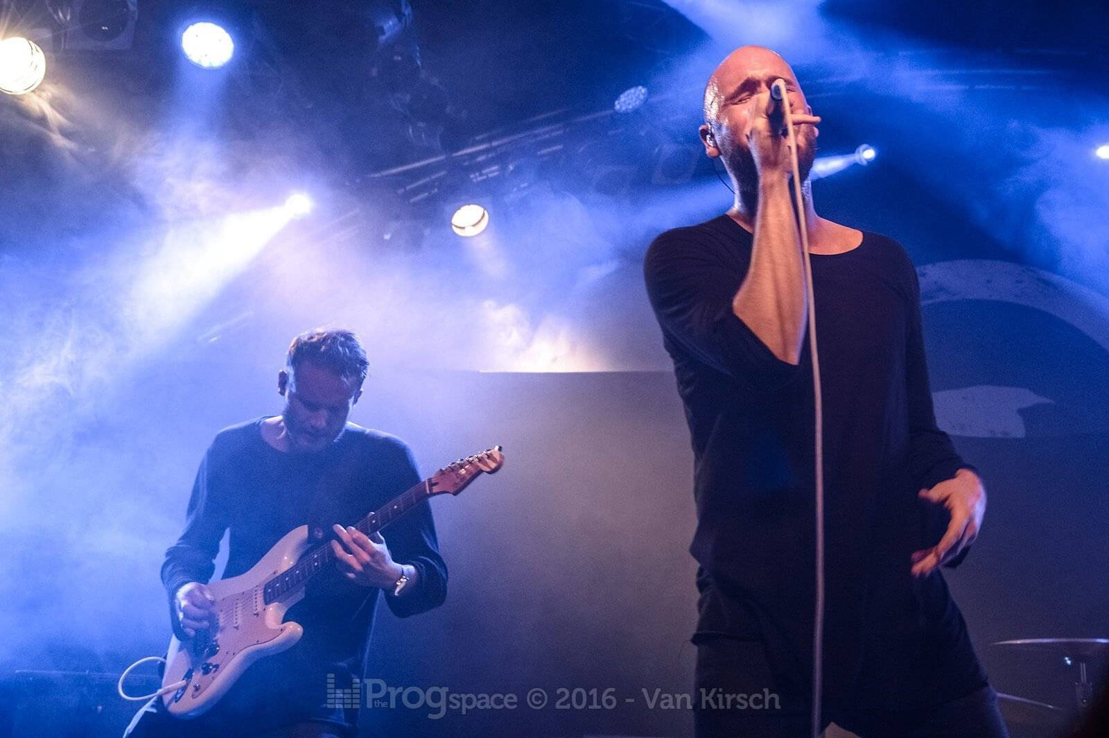 Agent Fresco at Markthalle, Hamburg