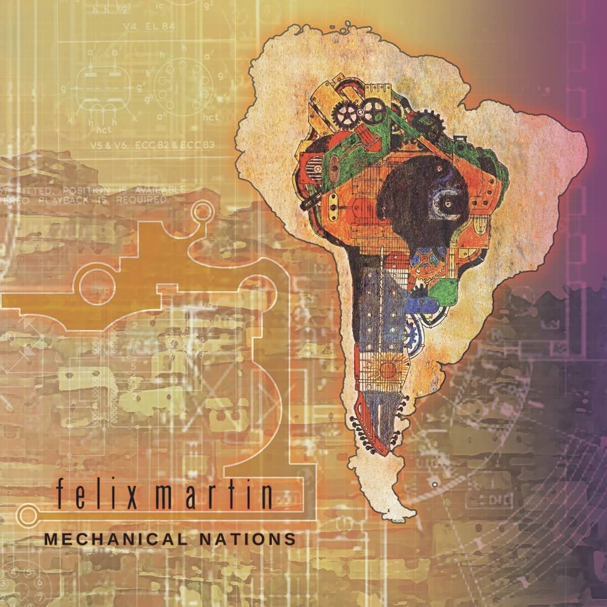 Felix Martin – Mechanical Nations