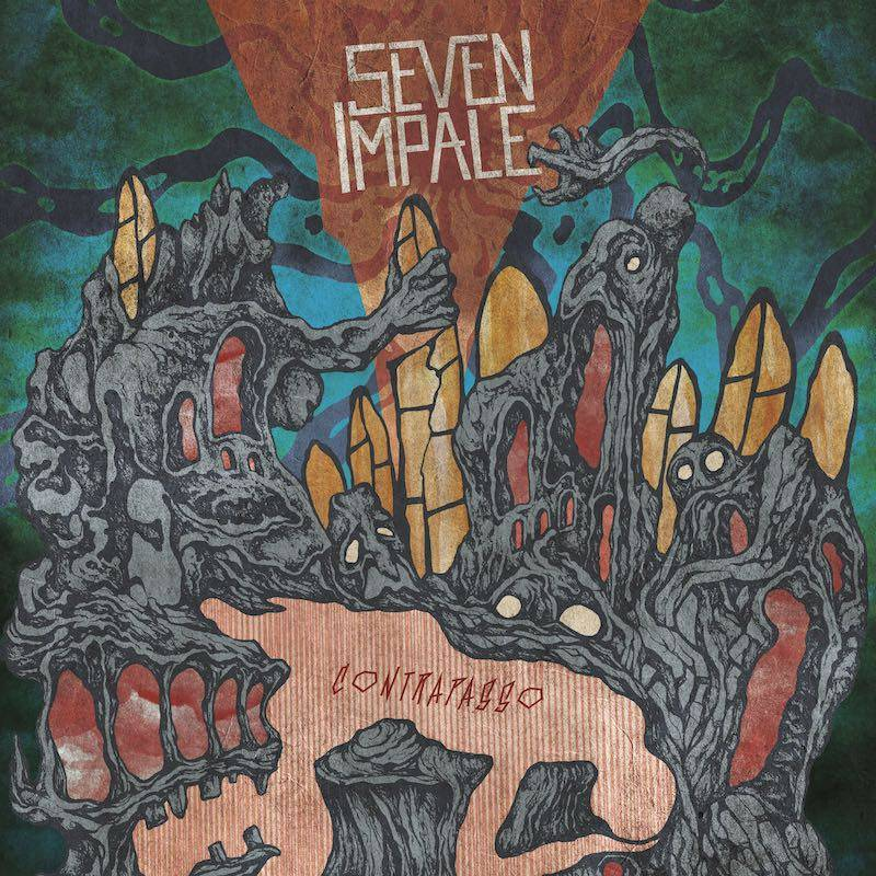 Seven impale – Contrapasso