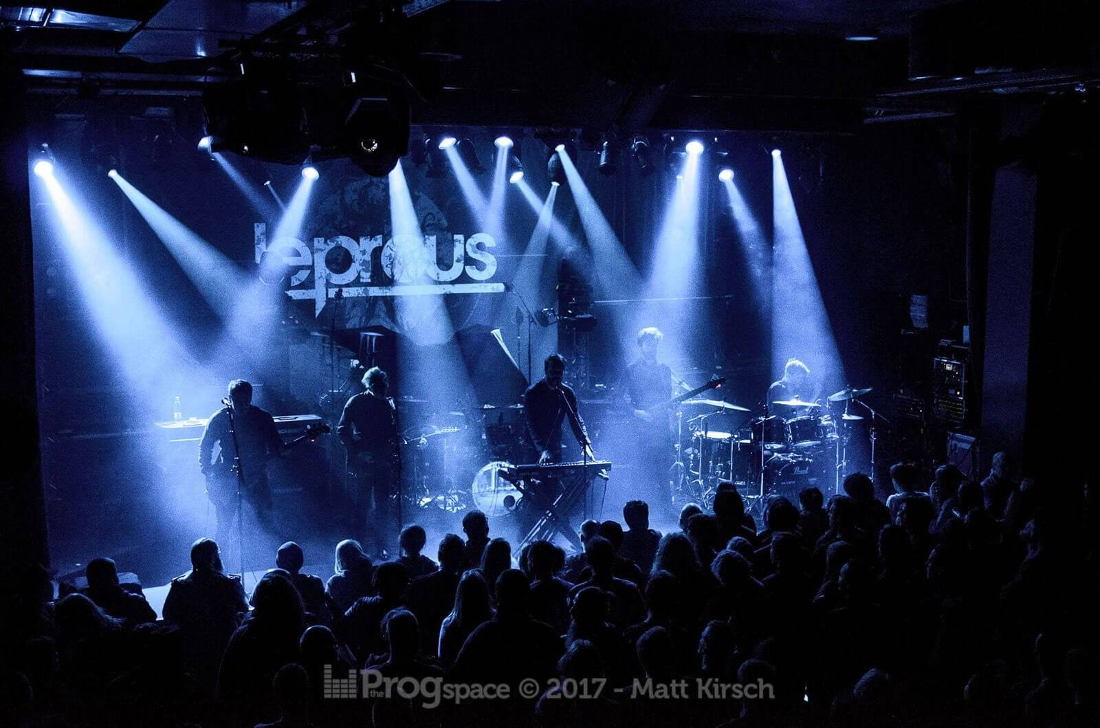 Devin Townsend with Between The Buried and Me and Leprous, Aarhus 2017