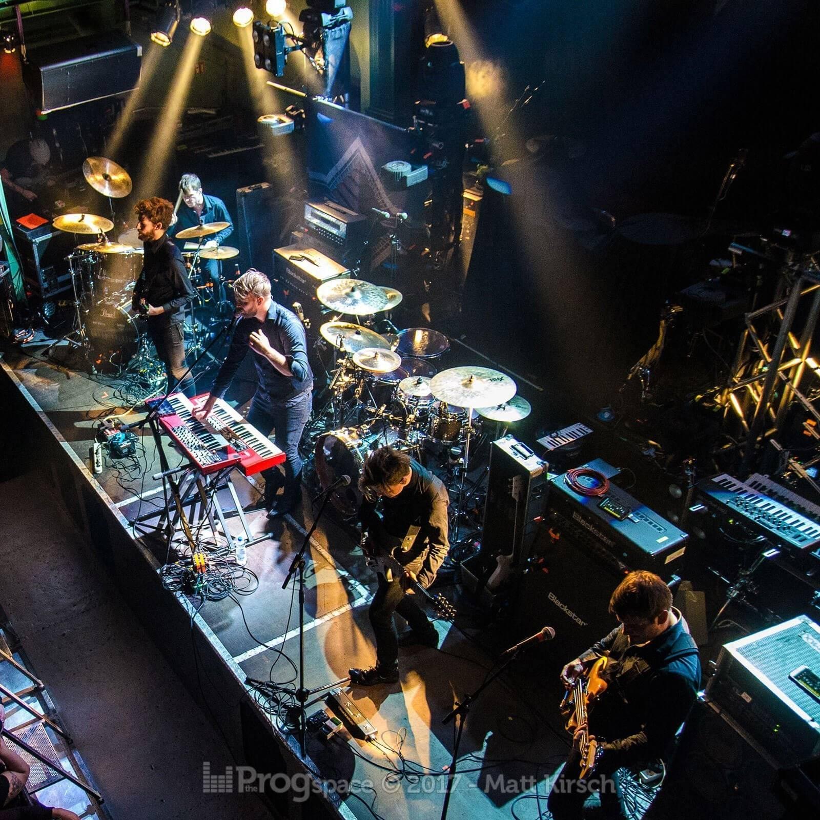 Leprous live in Hamburg