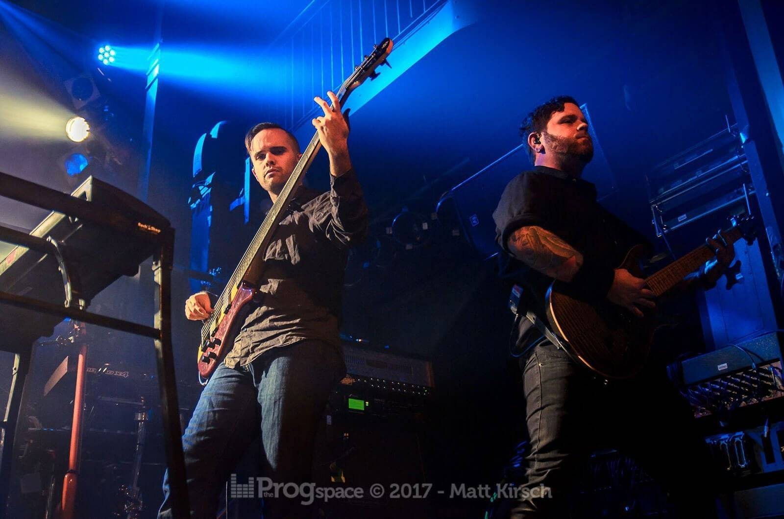 Between the Buried and Me live in Hamburg