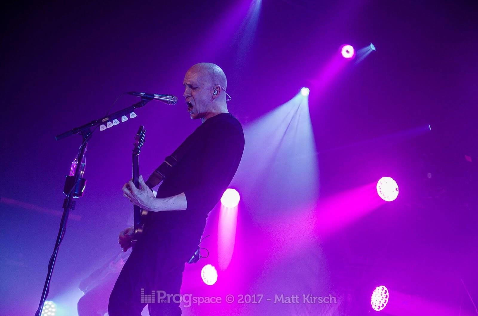 Devin Townsend Project live in Aarhus