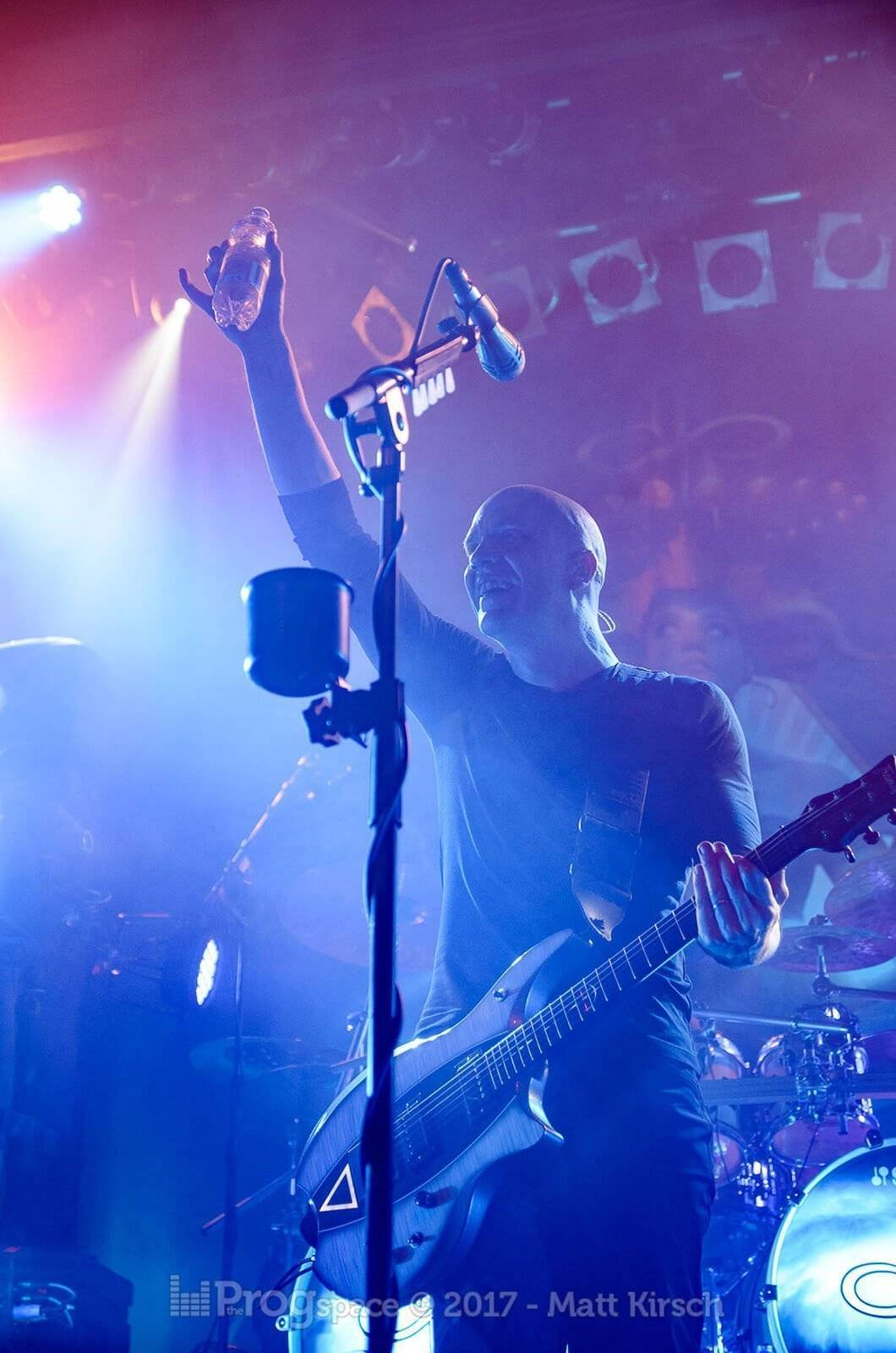 Devin Townsend Project live in Hamburg