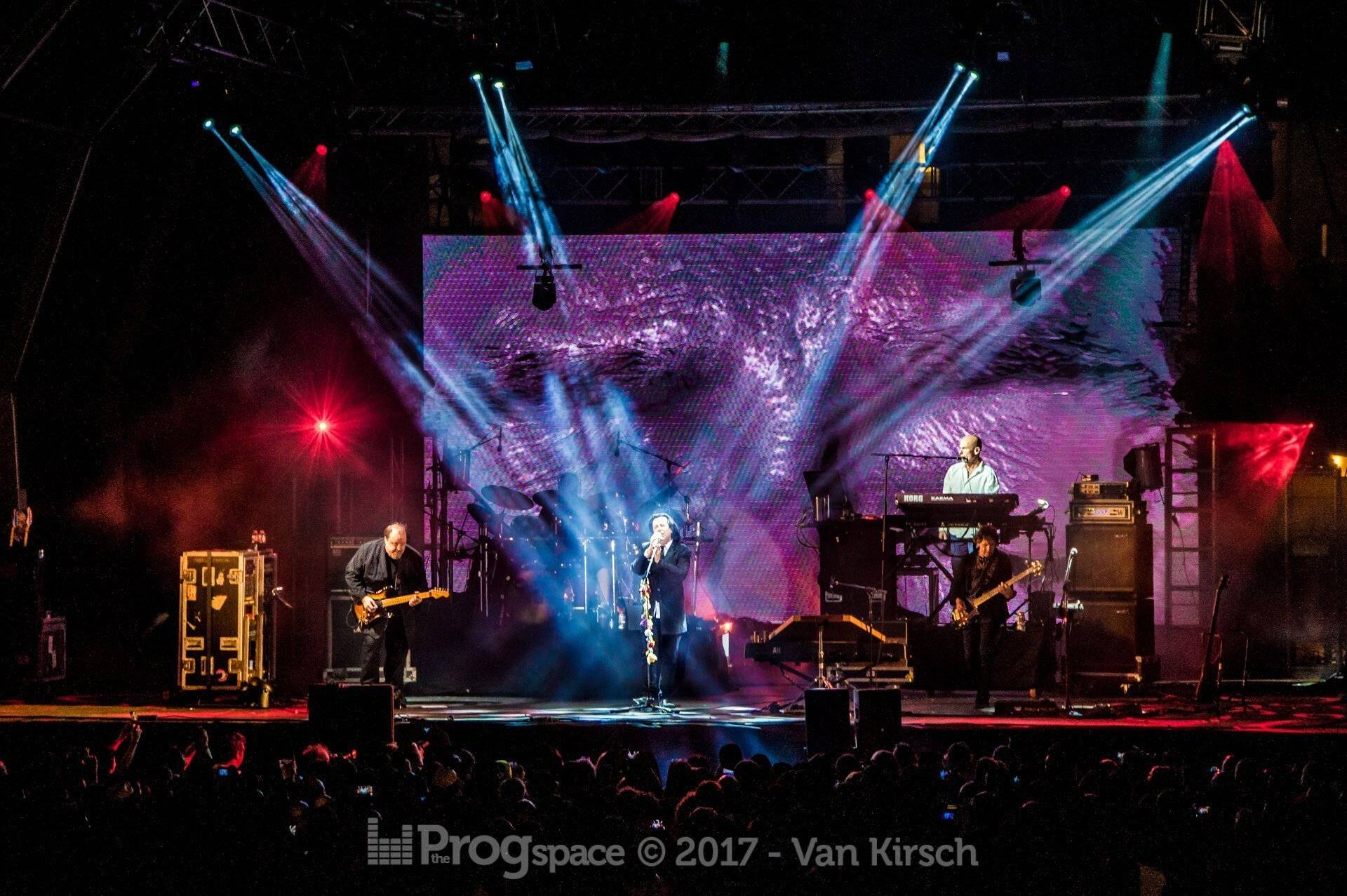 Marillion complete band