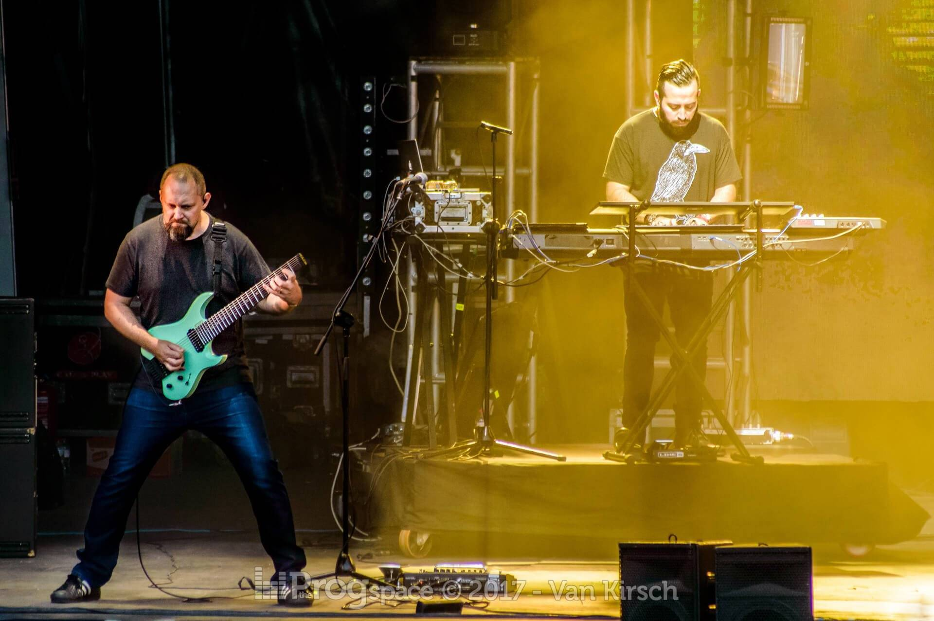 Shattered Fortress at Be Prog. My Friend 2017 (©Van-TPS)