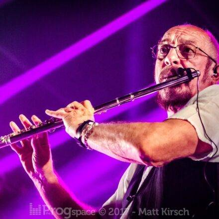 Jethro Tull playing at Be Prog! My Friend 2017