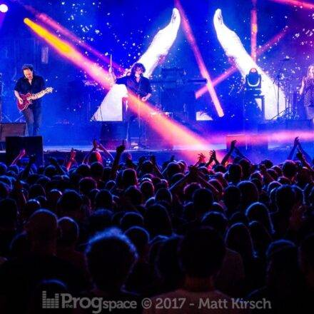 Anathema playing at Be Prog! My Friend. 2017