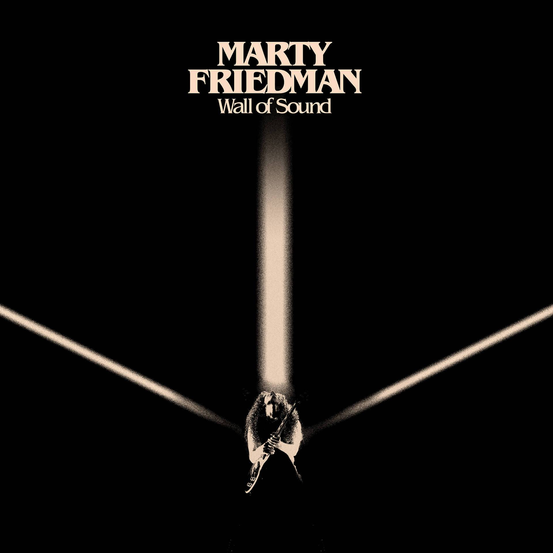 Marty Friedman – Wall of Sound