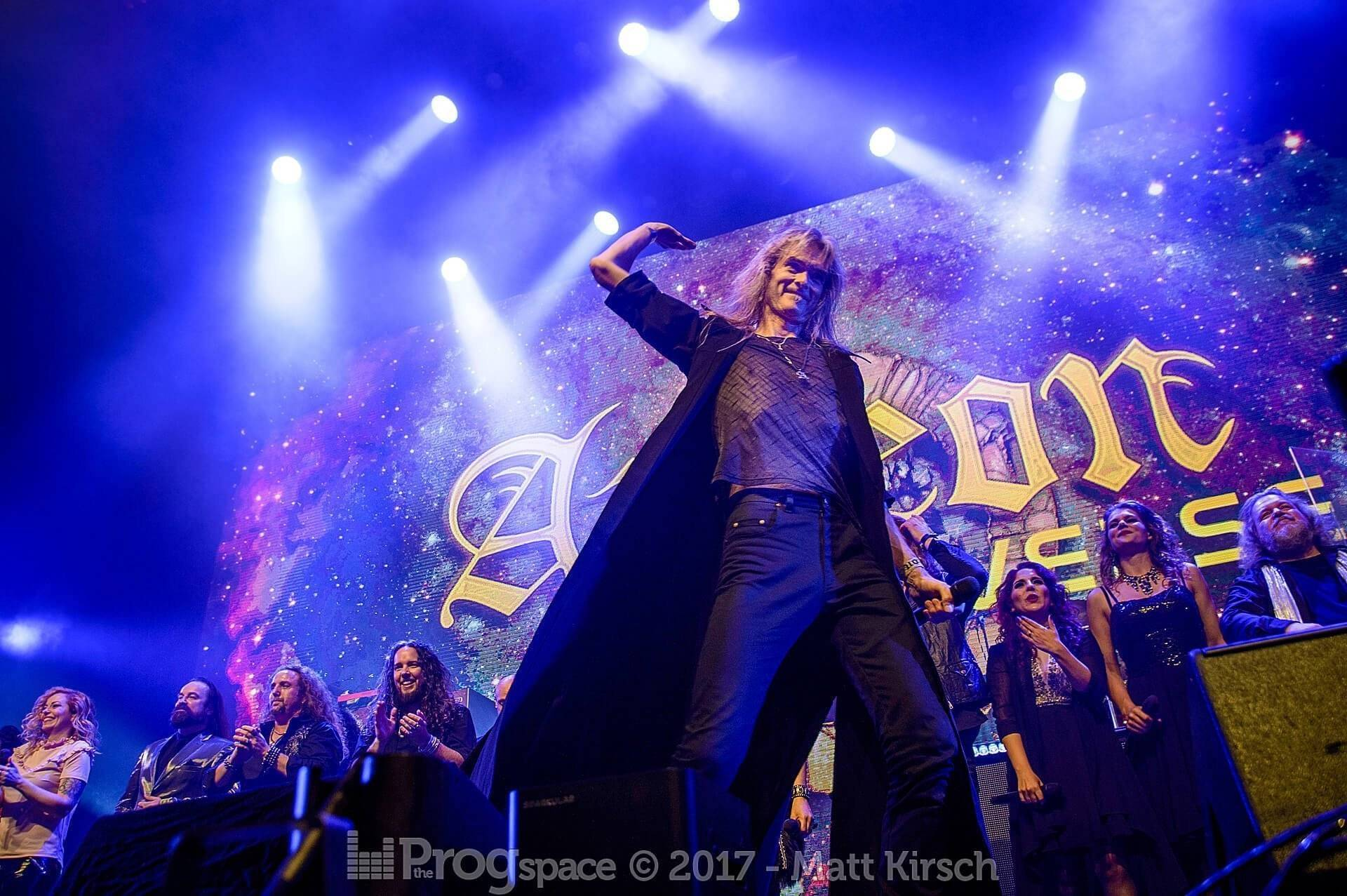 Ayreon Universe, live in Tilburg 15. September, 2017