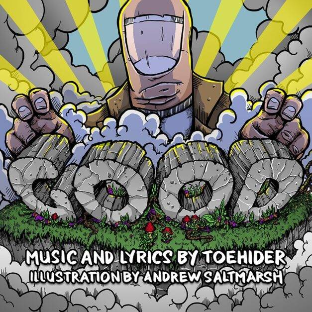 Toehider – GOOD