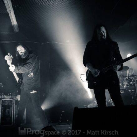 Evergrey in Flensburg, 04 October 2017