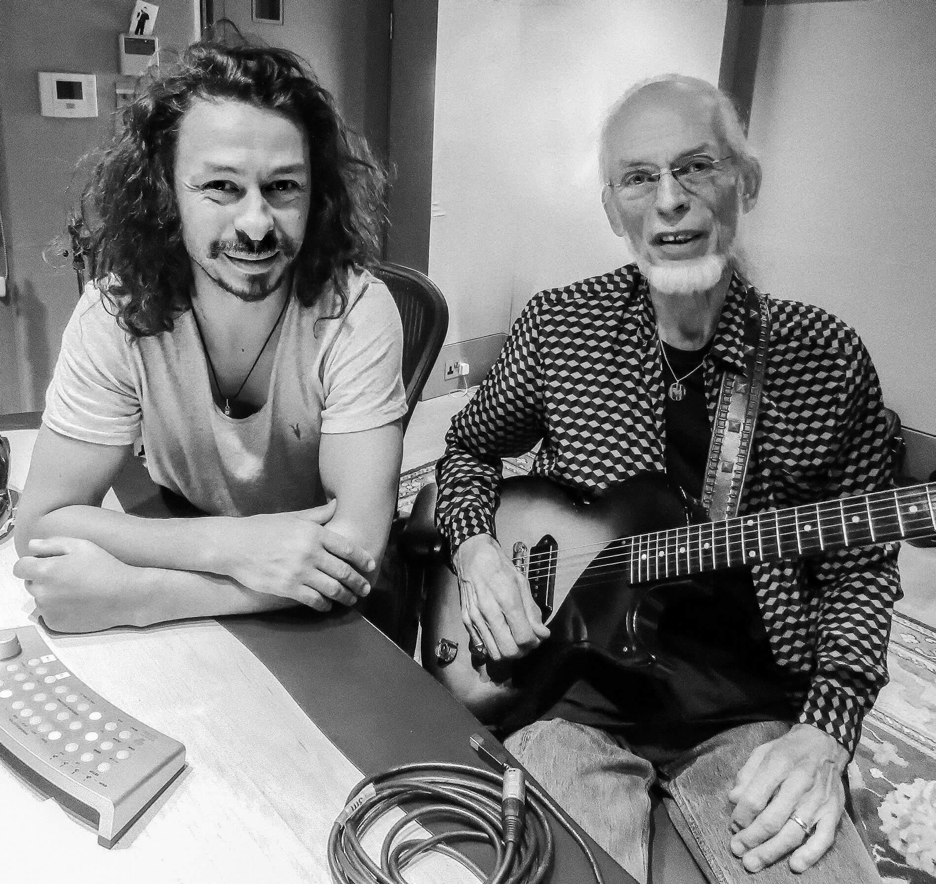 Virgil & Steve Howe