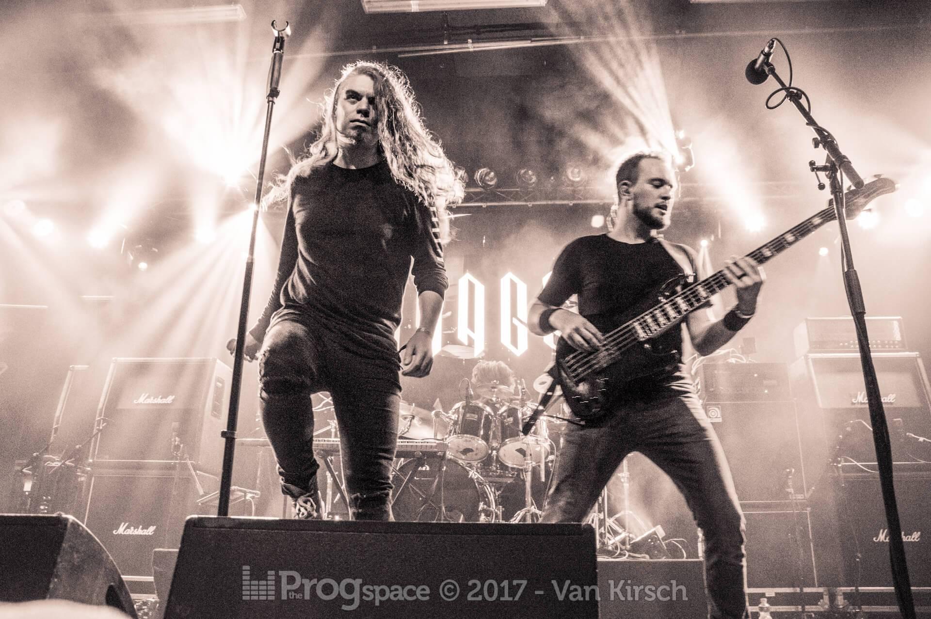 Voyager at ProgPower Europe 2017