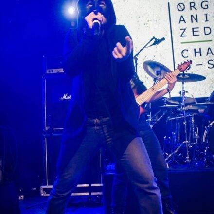 Organized Chaos at ProgPower Europe 2017