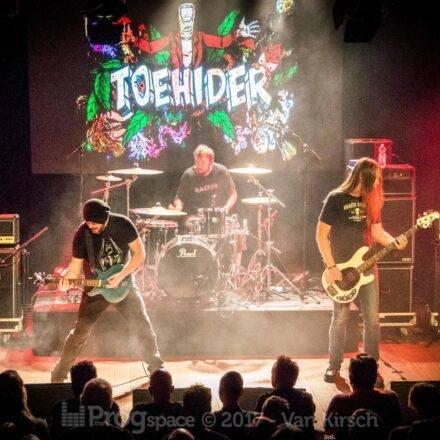 Toehider at ProgPower Europe 2017