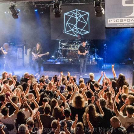 Tesseract at ProgPower Europe 2017