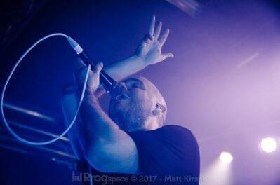 Agent Fresco live in Aarhus, 23 November 2017
