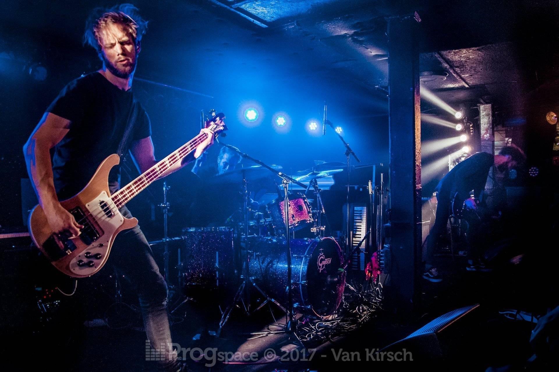 Astrosaur live in Hamburg, 29 October 2017