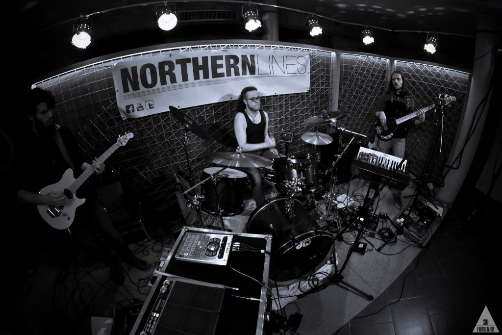 Northern Lines band