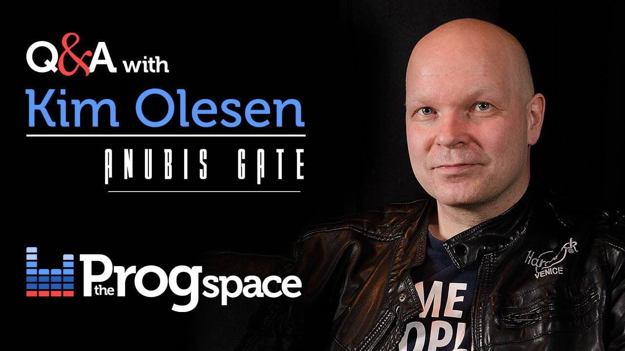 The Progspace presents: Q&A with Kim Olesen from Anubis Gate