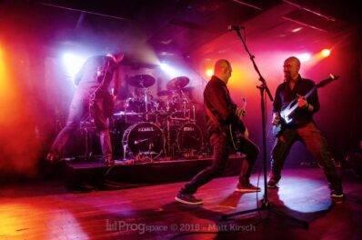 Anubis Gate live in Odense, 28 April 2018