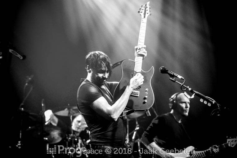 The Pineapple Thief live in Brussels, 16 September 2018