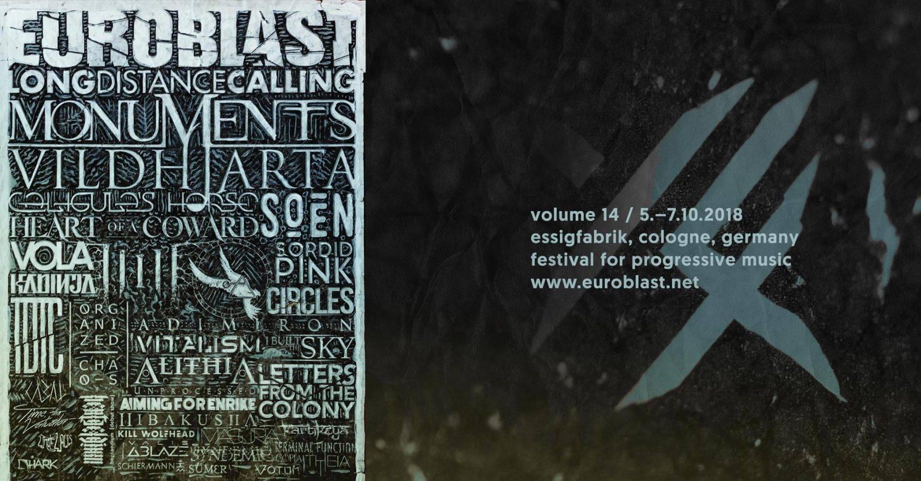 Euroblast 14 Preview