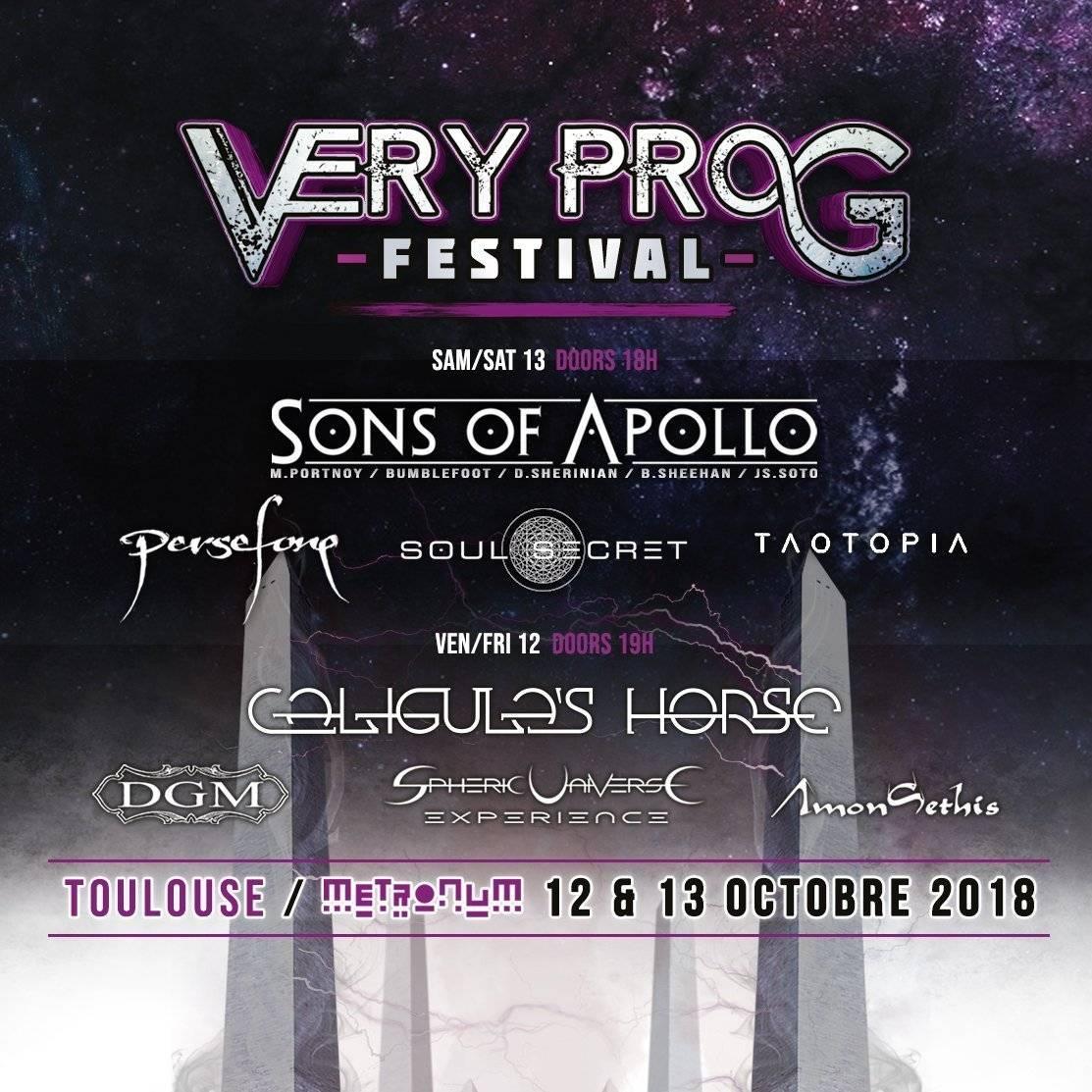 Very Prog Festival – Trailer