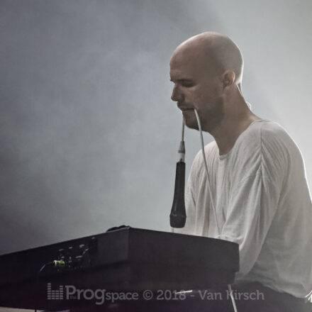 Agent Fresco live in Eindhoven