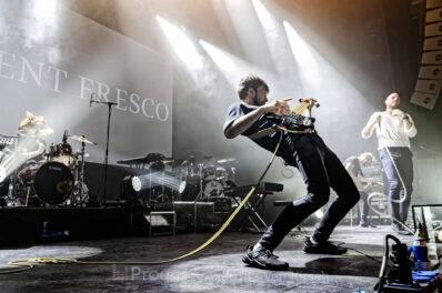 Agent Fresco live in Eindhoven – September 20, 2018