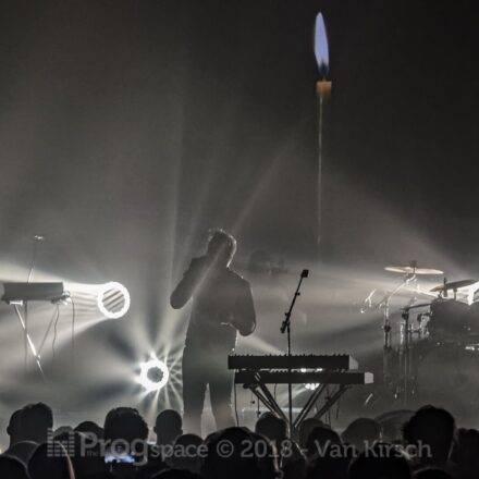 Leprous live in Eindhoven