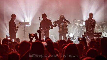 Leprous live in Eindhoven – September 20, 2018