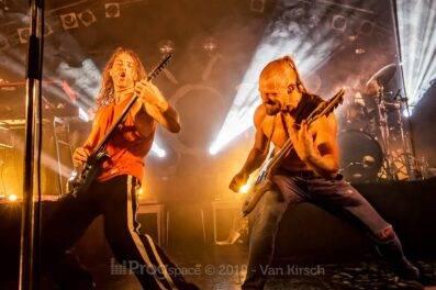 Pain of Salvation & Kingcrow in Hamburg – September 9, 2018