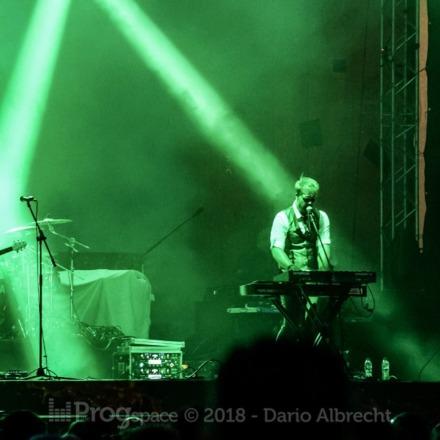 Leprous at ArtMania Festival 2018