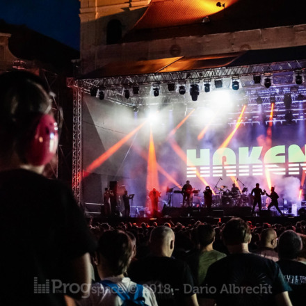 Haken at ArtMania Festival 2018