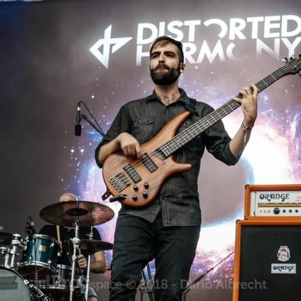 Distorted Harmony at ArtMania Festival 2018
