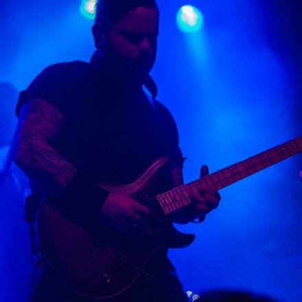 Dusty Waring (Between the Buried and Me)