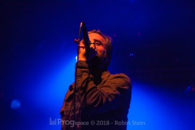 Between the Buried and Me in Munich, 22 November 2018