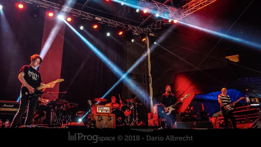 Mogwai at ArtMania Festival 2018