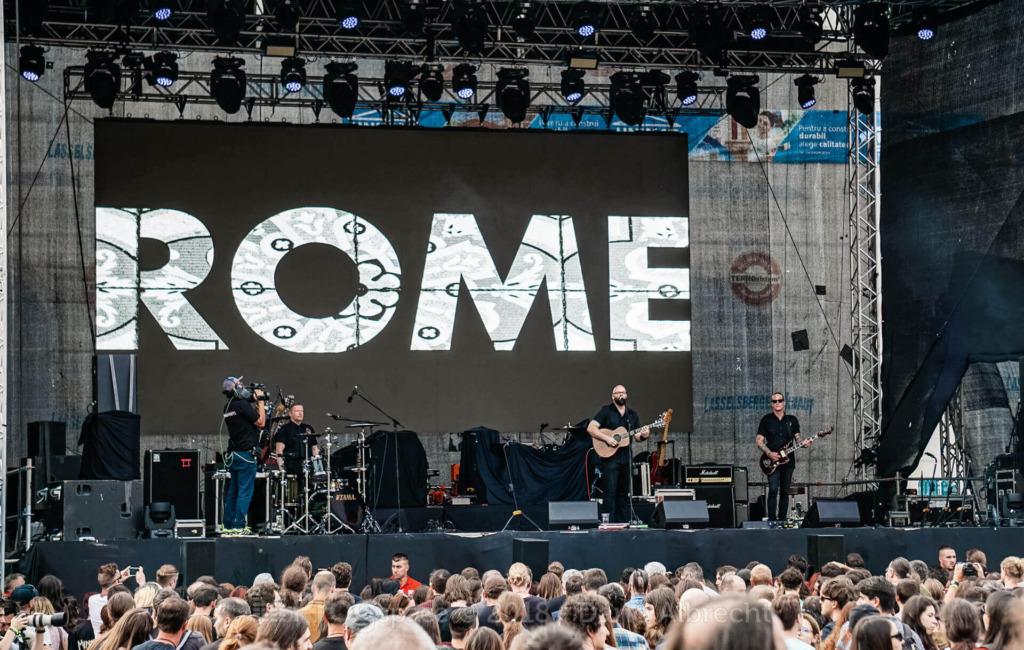 Rome at ArtMania Festival 2018