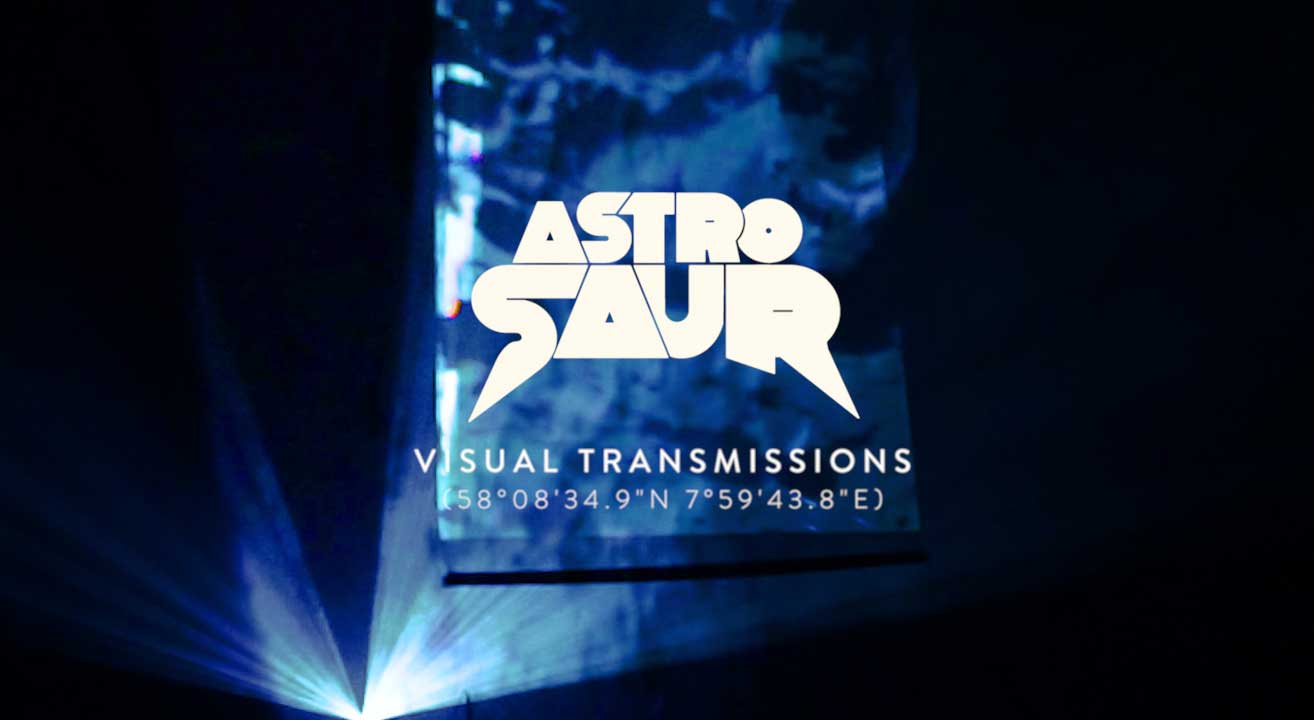 Astrosaur – Visual Transmissions: Necronauts (Exclusive Official Video Premiere)
