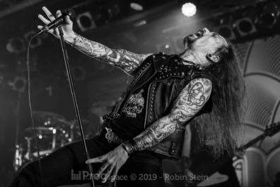 Amorphis live in Munich, January 30, 2019