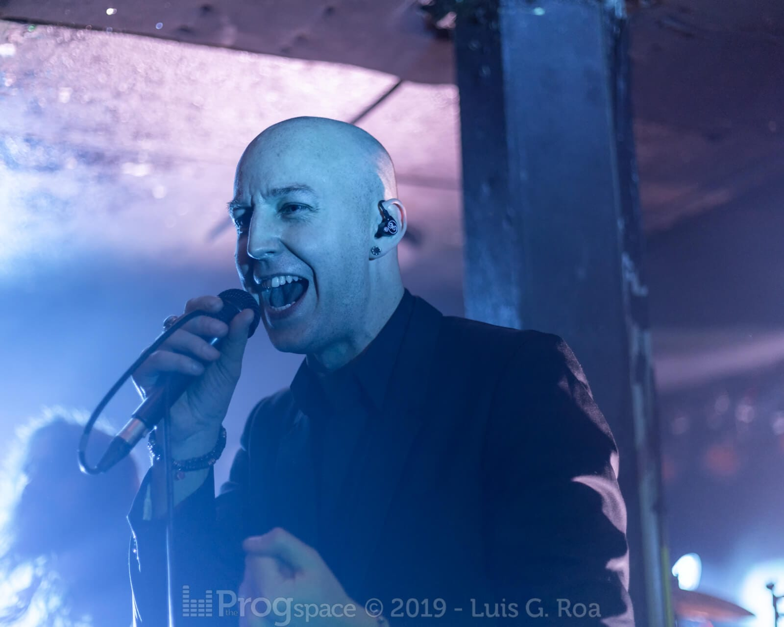 Soen in Hamburg, 14 March 2019